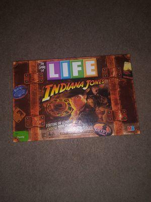 Indiana Jones life board game collectors edition for Sale in Seminole, FL