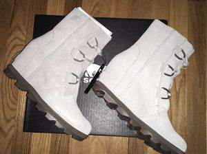Brand NWT Sorel Joan Of Arctic Wedge II Boots for Sale in Portland, OR