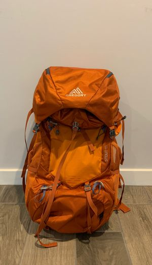 Gregory Stout 45L Backpacking Backpack for Sale in Scottsdale, AZ
