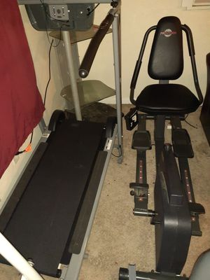 Manual treadmill and elliptical for Sale in Columbus, OH