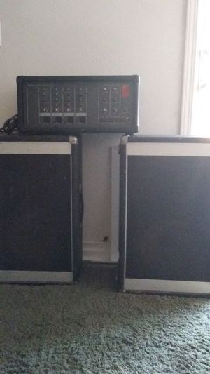 Fender, Sunn Model LX- 1504 for Sale in Phelan, CA