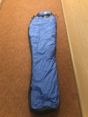 The North Face Trinity 20F -7C Long Mummy Style Sleeping Bag Adult Royal Blue for Sale in Denver, CO