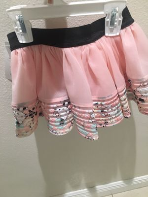 Hello Kitty Toddler Skirt 3T for Sale in North Miami Beach, FL