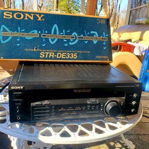 SONY STR-DE335 Receiver/AV 5.1 Cinema Sorround Sound for Sale in Woodbridge, VA