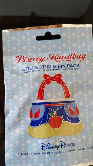 Disney handbag mystery pins new 10$ for Sale in Pico Rivera, CA