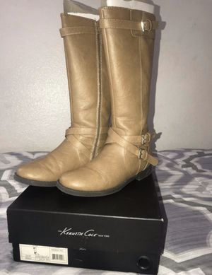 Girl boots size 1 for Sale in Rialto, CA