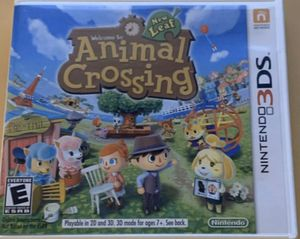 Nintendo 3DS: Animal Crossing for Sale in Issaquah, WA