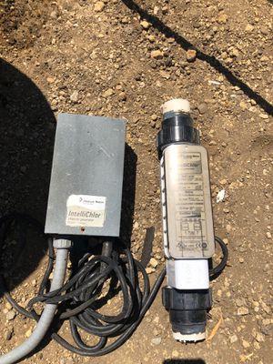 Pentair salt chlorine generator model IC40 for Sale in Walnut, CA