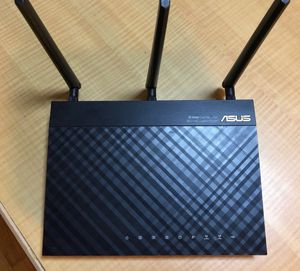 ASUS wireless router for Sale in Moapa, NV