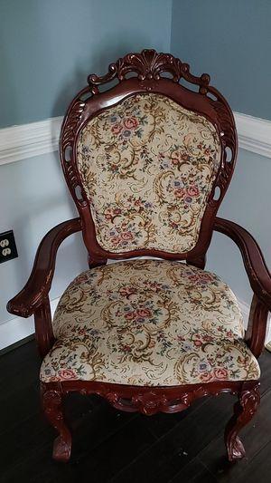 Wooden chair for Sale in Warrenton, VA