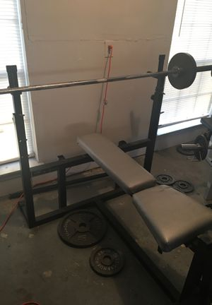 Weight bench for Sale in Houston, TX