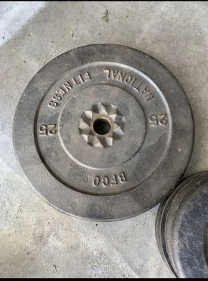 Barbell plates for Sale in Chino Hills, CA