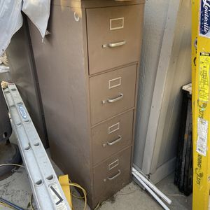 Metal File Cabinets for Sale in Ontario, CA