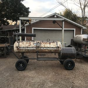 Golf cart wheels style Galindo Smokers 🔥 for Sale in Houston, TX