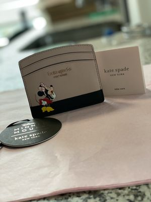 Kate Spade x Minnie Mouse Card Case for Sale in Miami, FL