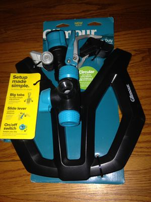 Glimmour water sprinkler for Sale in Chicago, IL