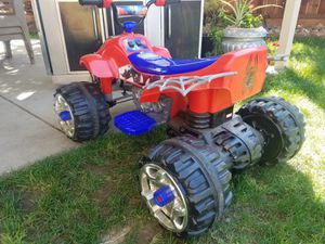 Spider-Man quad (kid) for Sale in Modesto, CA