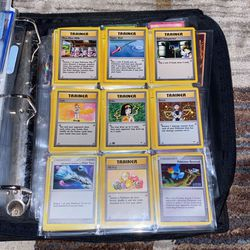 200+ Pokemon Trainer Cards (with Duplicates) for Sale in Sacramento,  CA