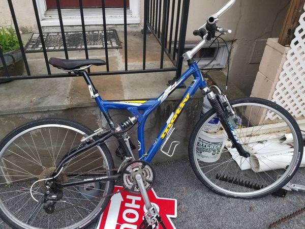 Motiv 7005 Alum Frame Bike