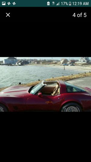 1981 Chevy Corvette only 18,000 miles for Sale in Sayville, NY