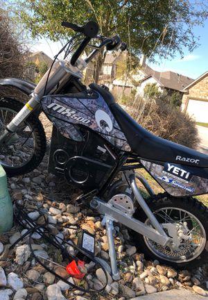 Razor dirt bike for Sale in Austin, TX