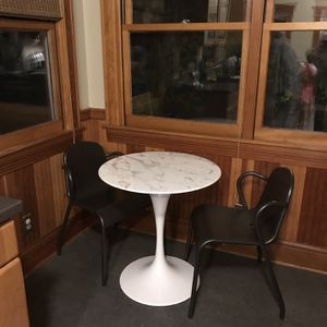Marble Tulip Table for Sale in Vancouver, WA