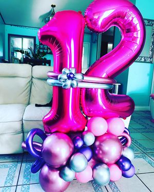 Balloon Bouquets!!! Birthdays graduations baby shower... for Sale in Bloomington, CA