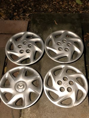 "15"" inch Mazda hubcaps for Sale in Seattle, WA"