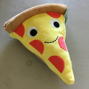 Stuffed animal pizza toy plush plushie nee for Sale in San Leandro, CA