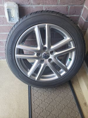 4 wheels with tires for Sale in Annandale, VA