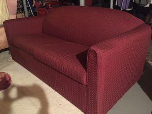 Red Couch for Sale in Fairfax, VA