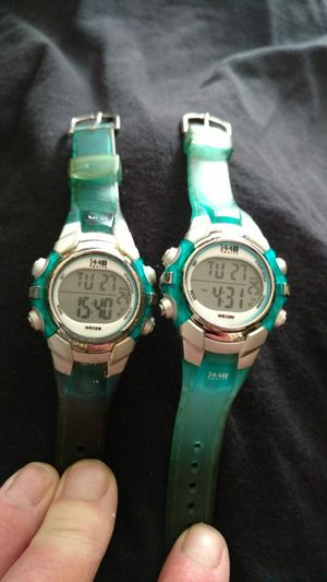 Pair of Digital Clock stopwatch and alarm for Sale in Everett, WA