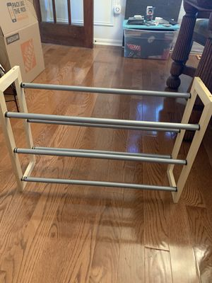 Expandable shoe rack for Sale in Annandale, VA