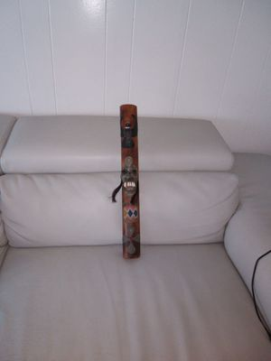 Witch vodoo stick, makes noise for Sale in Chicago, IL