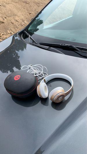 Gold beats Wireless Bluetooth for Sale in Chula Vista, CA