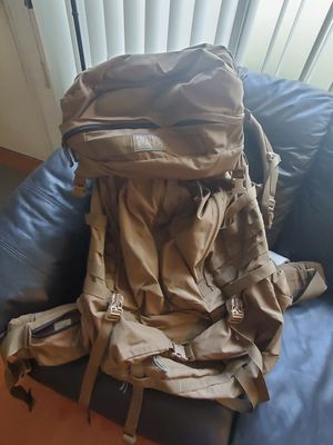 Mystery Ranch 70l pack + load sling for Sale in Los Angeles, CA