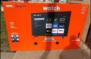 "Onn. Tv 65"" for Sale in Clarksburg, CA"