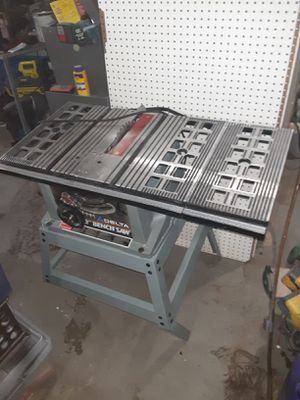 Delta table saw 10inch for Sale in BRECKNRDG HLS, MO