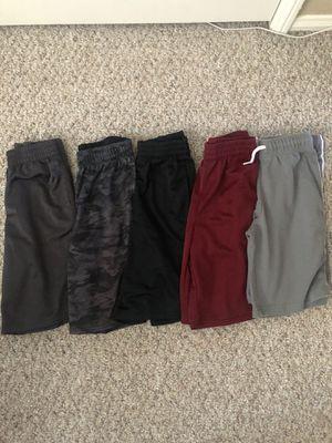 Boys basketball shorts- size 8 for Sale in Corona, CA