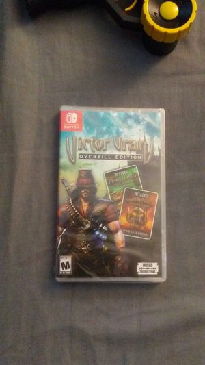 Nintendo switch game for Sale in Bakersfield, CA