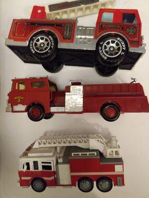 Fire Trucks for Sale in Carmichael, CA
