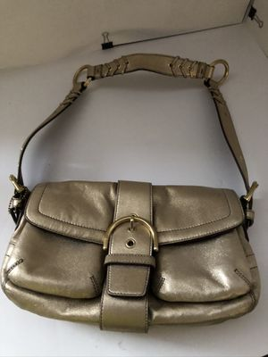 Coach Leather Hand Bag for Sale in Pomona, CA
