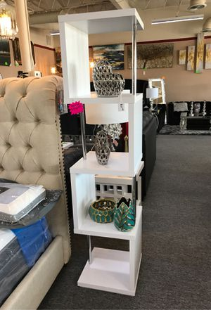 White bookcase for Sale in Irving, TX
