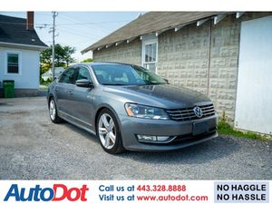 2012 Volkswagen Passat for Sale in Sykesville, MD