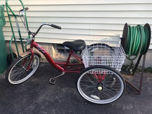 """Adult tricycle 24"""" for Sale in Buffalo, NY"""