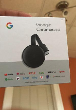 Google chromecast for Sale in Aurora, IL
