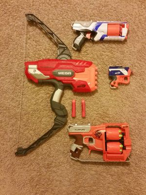 Nerf Gun Power Packs for Sale in Concord, NC