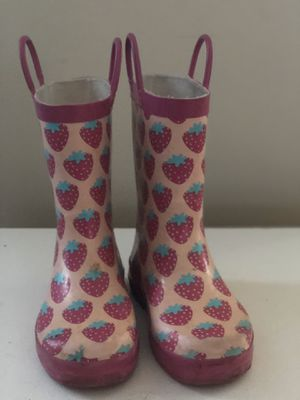 Raining boots for Sale in Plainfield, IL