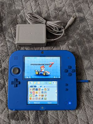 Nintendo 2DS Modded with 25 3DS Games for Sale in Los Angeles, CA