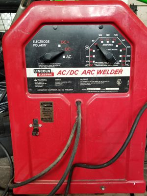 Lincoln AC/DC ARC welder for Sale in League City, TX